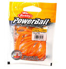 "15 ct BERKLEY POWERBAIT 3"" POWER WORM FLOATING TROUT FISHING SELECT COLOR"