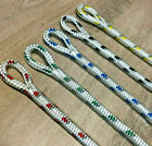 8mm Braid On Braid Halyard With Splice Various Lengths Shoreline Ropes
