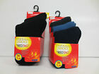 BOYS 3 PACK REDTAG THERMAL SOCKS 42B283 AVAILABLE IN2 COLOURWAYS