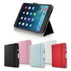 iPearl PU Flip Leather Case for iPad Air Cover iPad 5 Accessories with Touch Pen