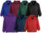 Children's & Adults School Jacket Fleece Reversible Shower Proof warm Uniform