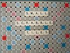 SCRABBLE SMALL TRAVEL SQUARE BACK TILES [Spares Replacements] By Spears Games