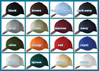 36   Flexfit Structured Twill Fitted Cap Baseball Hat 6277 FLEX FIT S/M L/XL 2xl