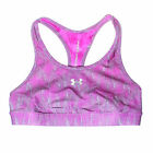 UNDER ARMOUR Sonic Reversible Womens Sports Bra - Purple / Grey