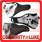 New Ghost Skull Black Face Ski Mask Biker Balaclava Motorcycle Call of Duty COD