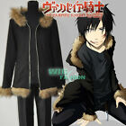 Anime DURARARA!! Izaya Orihara Cosplay Costume Jacket Coat