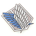 Hot Shingeki no Kyojin Attack on Titan Scouting Legion Patch Badge Cosplay
