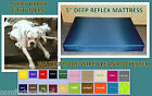 ZIPPY WATERPROOF MATTRESS DOG BED - WIPE CLEAN POLYESTER HOSE DOWN LOOSE COVERS