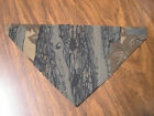 Camouflage (Trebark) Dog/Cat Bandana NEW