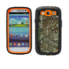 Military Straw Grass Tree Camo Military Case for Samsung Galaxy S3 i9300