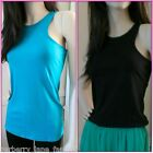 *Styla*Black or emerald green racerback top GREAT style size small medium, large