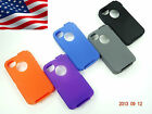 FOR OTTERBOX DEFENDER SERIES REPLACEMENT SILICONE SKIN FOR APPLE iPHONE 4 4S 4G