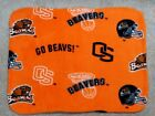 Внешний вид - FLEECE STANDARD (TWIN) PILLOW COVER - COLLEGE FOOTBALL - OREGON STATE BEAVERS