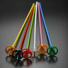 Mixed Color Balloon Holder Stick W/ Cup KIDS Birthday Party Wedding Christmas