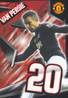 Manchester United Base Cards Panini Adrenalyn XL 2014 Official Collection Man U