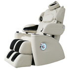 New Zero Gravity Massage Chair Electric Recliner Shiatsu Stretch 3D Music Heat