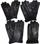 New Italian Man's leather dress gloves winter gloves lined leather gloves bnwt