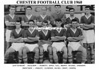 CHESTER F.C.TEAM PRINTS 1954-1968 (1954 / 1958 / 1960 / 1965 / 1968)