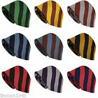High School Seniors Tie Equal Stripes Block Stripe 11-16 Year Olds