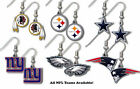 NFL NEW Dangle Earrings - CHOOSE YOUR TEAM