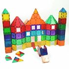 Playmags Magnetic Construction Tiles Building Magna System Fun Kids Cars Train
