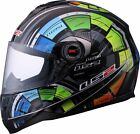 *Ships Same Day* LS2 FF387 (Change-Up, Tech, 8-Ball, Split...) Motorcycle Helmet