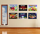 Angry Birds Wall Art Poster Set