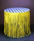 Metallic Shimmer Party, Float Decorations Table Skirt, Fringe, Curtains.