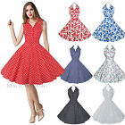 Maggie Tang 50s 60s Vintage Drancing Swing Rockabilly Dress Skirt Ball Gown 530