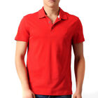 Puma Ferrari Polo Shirt - Rosso Red  Mens Size