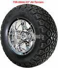 """12"""" RHOX RX254 Wheel with Tire Combo and EZGO Golf Cart Lift Kit"""