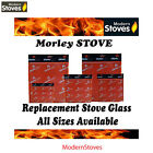 Morley Replacement Stove Glass - Heat Resistant