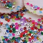2000 4.5mm Crystal Diamond Acrylic Confetti Wedding Celebration Table Decoration