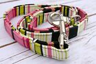 DESIGNER DOG PUPPY LEAD -  DESIGNS TO MATCH COLLARS  - EXCLUSIVE
