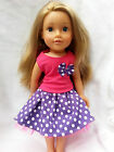 Summer Party Set,Clothes,Dress, Design a Friend/American Doll /Gotz/LondonGirl