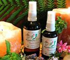 earthbody HEADACHE EASE MASSAGE OIL HEALING THERAPY ~ PURE NATURAL ORGANIC