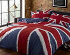 Union Jack Red White And Blue Duvet Set Single Double Or King