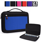 "D Kroo Unisex Semi Hard Travel Bag Case Cargo Organizer Guard fits 7"" Tablets"