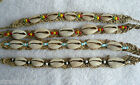 Seagrass Cowrie Shell Bead Bracelet Wristband Surf Beach BoHo Hippy ~ 99p each