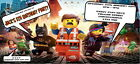 Personalised Childs Birthday Party invitations/invites ~The Lego Movie