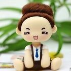 Car Interior Lovely Mocmoc Decor Doll Auto Accessories Spring Shaking Head Doll