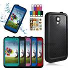 Waterproof Shockproof Snow DirtProof Case For Samsung GALAXY S4 I9500 I9505