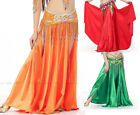 06FU# Brand New belly dance Costume skirt 13 Color