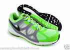 Nike Zoom Elite+ running shoes sneakers for men - Green / Black / Platinum