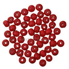 300pcs Wood Ball Spacer Round Loose Beads 7*8mm for Jewelry Making 9 colors