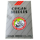 ORGAN NEEDLE 75w 581 FOR AMER EDGE BASTER  Willcoxx & Gibbs