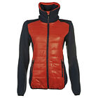 HKM Helsinki Collection Ladies/Childrens Soft Padded Fleece Riding Jacket/Coat