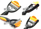 Dog Cat Pet Comb Deshedding Tool + Dog Brush Two-Side Hair Grooming Professional