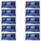10 STRIPS CREST3D PROFESSIONAL EFFECTS TEETH WHITENING STRIPS 5 DAY SUPPLY