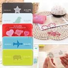 Metal Office Stationery Animal Shape Paperclips Bookmark Assorted 12PCS/Box